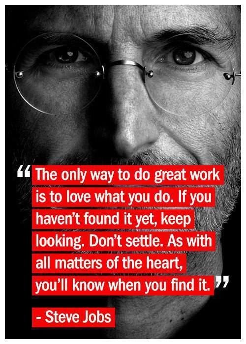 Do What You Love Quotes : Love What You Do Or Do What You Love? (Pt. 2 of 2)